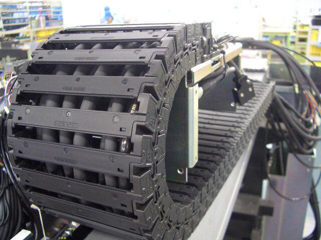 AWG26 高屈曲シールド付ツイストペア多芯ケーブル SPMC-SR